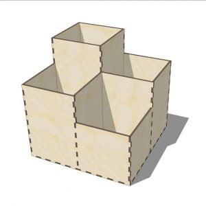 макет органайзера 3