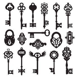Макеты ключей