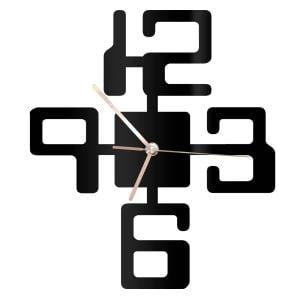 макет часов