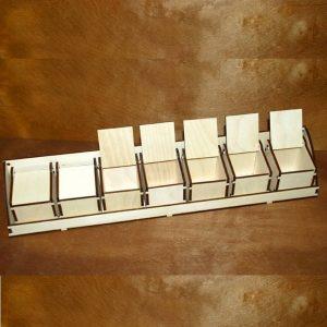 Коробочки для мелочей макет