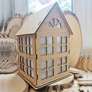 Декоративный домик 2