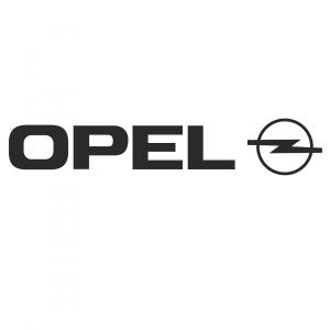 Векторный логотип Opel