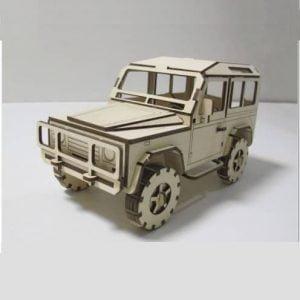 Макет Land Rover Defender
