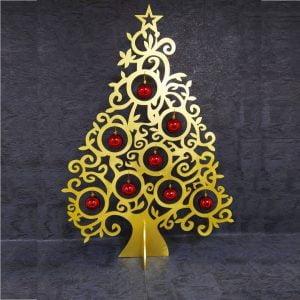 Макет новогодней ёлки