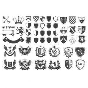 Векторные геральдические символы