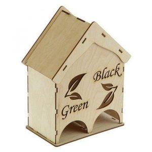 макет чайного домика