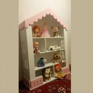 Макет кукольного дома