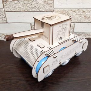 Макет подставки танка