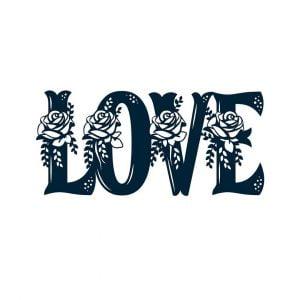 Love рисунок в векторе