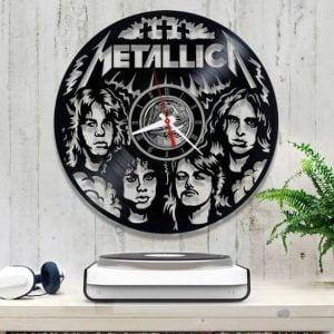 Макет часов Металлика