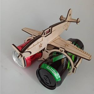Макет самолёта под пиво