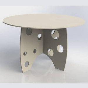 Макет сырного столика