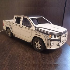 Макет Toyota Hilux