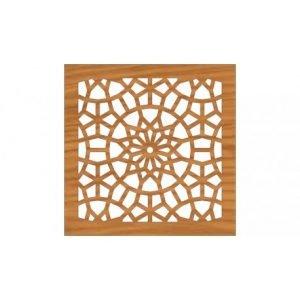Макет декоративной панели