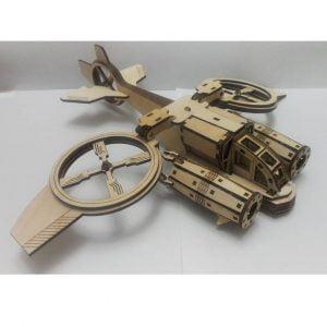 Макет летающего корабля