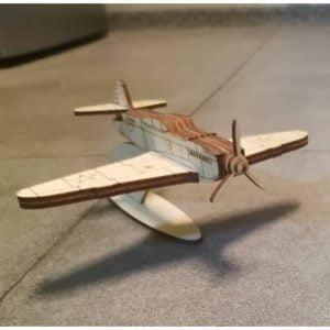 Макет самолёта ЯК-9
