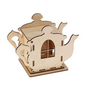 Чайник для пакетиков макет