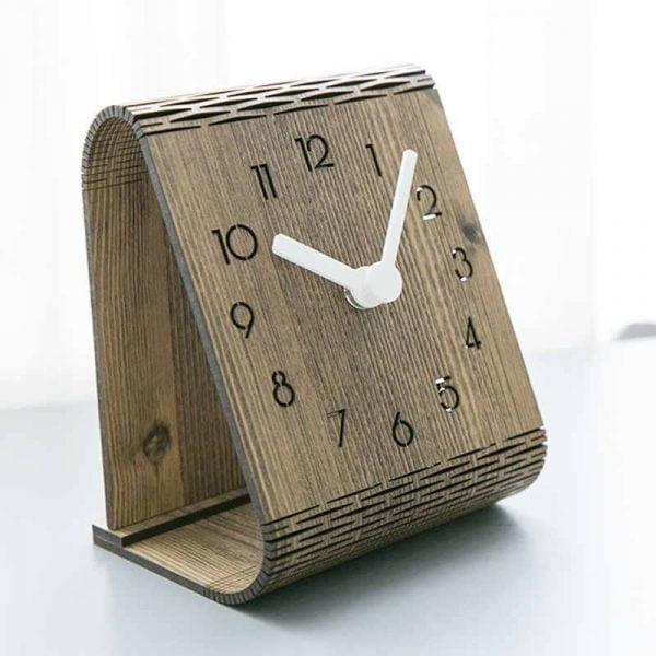 Макет настольных часов