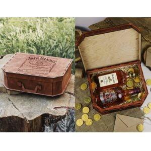 Макет чемодана