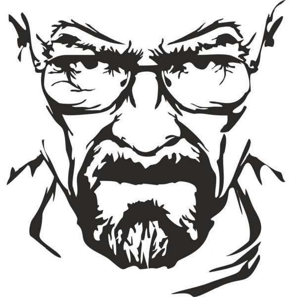 Портрет Хайзенберга в векторе