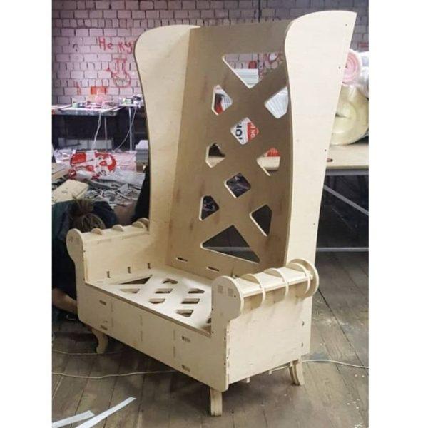 Макет кресла