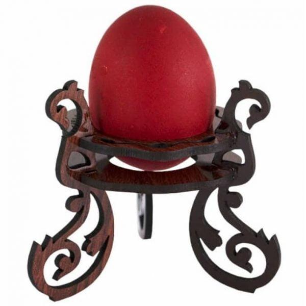 Макет подставки под яйцо