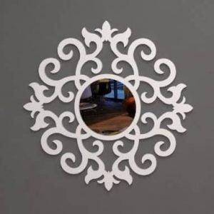 Макет рамки для зеркала