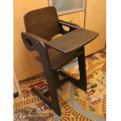 Макет стула для кормления