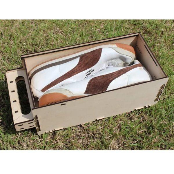 Ящик для обуви макет