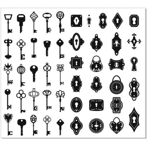 Ключи и замочные скважины