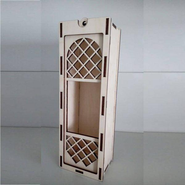 Коробка под бутылку вина