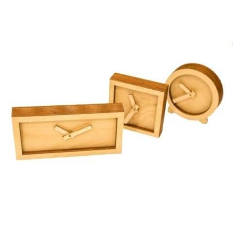 Минималистичные часы