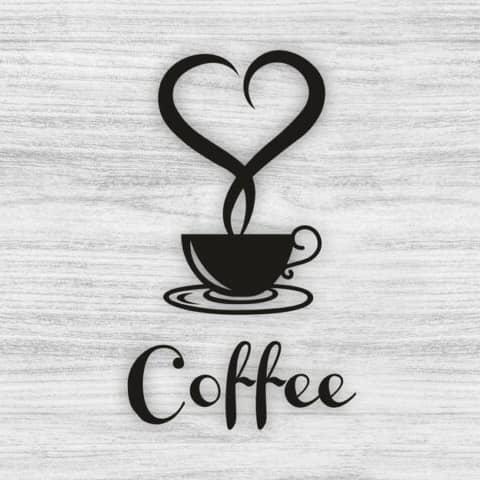Панно кофе макет