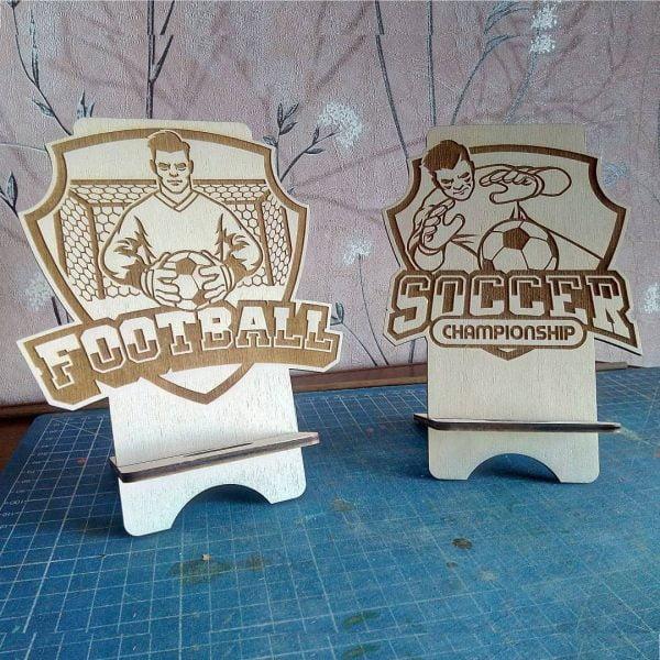 Подставка для телефона Футбол