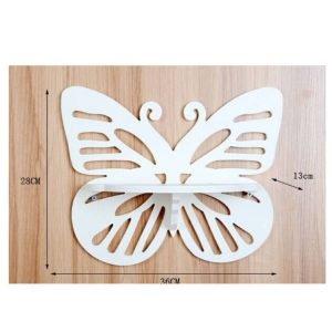 Полка бабочка макет