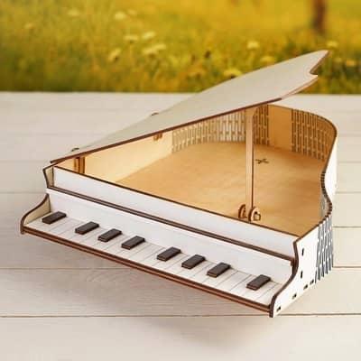 Макет рояля