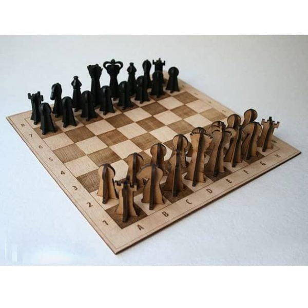 Макет шахмат