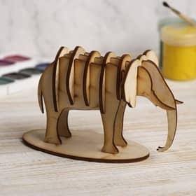 Макет слона