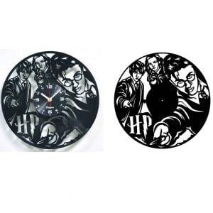 Часы Гарри Поттер макет