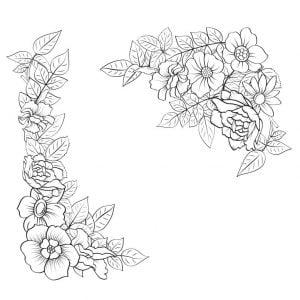 Цветочная композиция 6