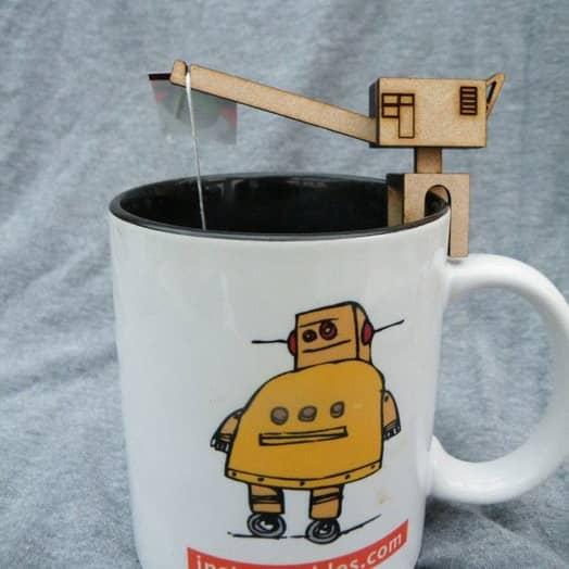 Держатель чайного пакетика