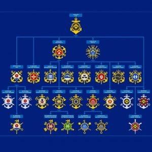 Эмблемы ВМФ России