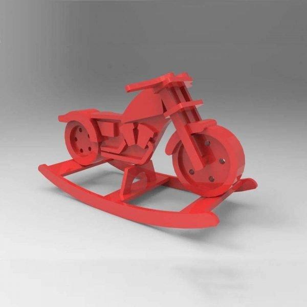 Макет качалки мотоцикла
