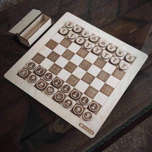 круглые шахматы