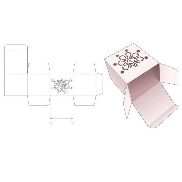 Маленькая подарочная коробка