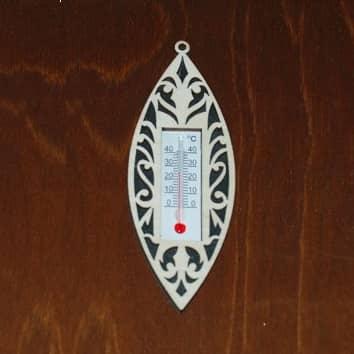 Макет настенного термометра