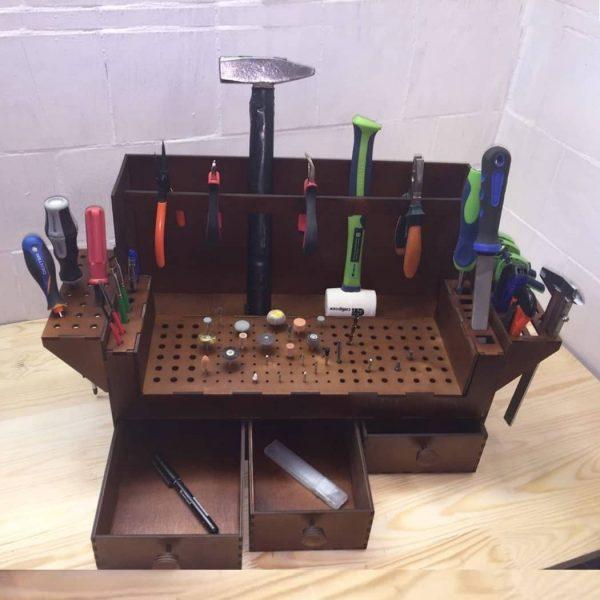 Органайзер для инструмента макет