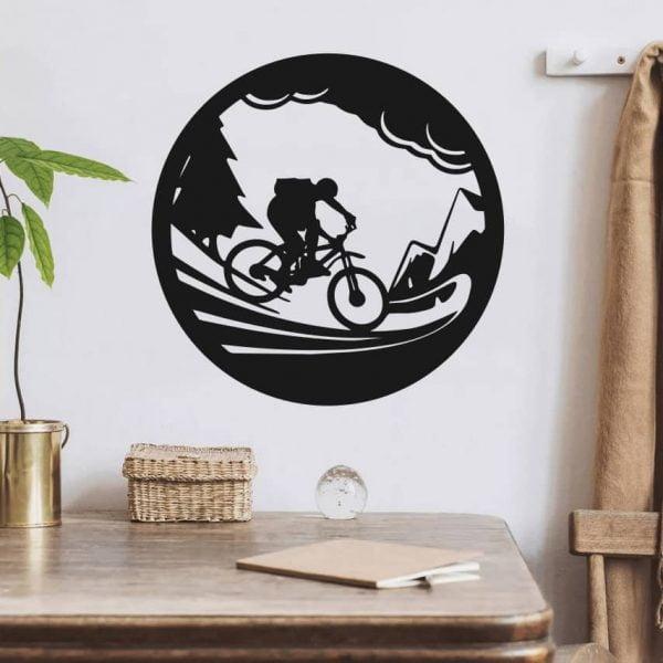 Макет панно велоспорт