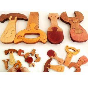 Пазлы инструменты