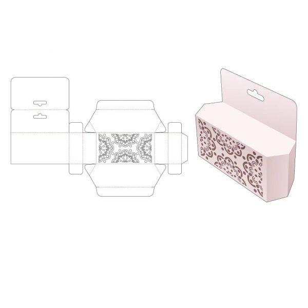 Подвесная шестиугольная упаковка